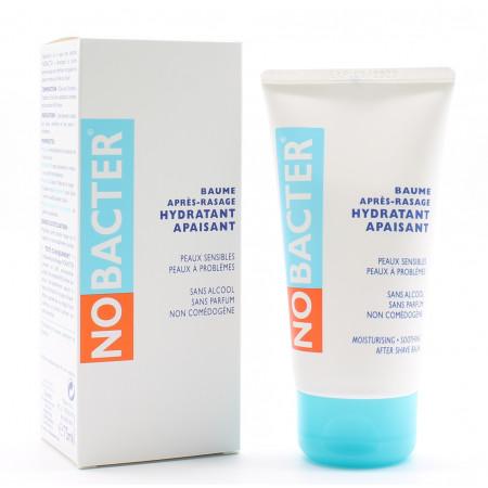 Nobacter Baume Après-rasage 75ml - Univers Pharmacie