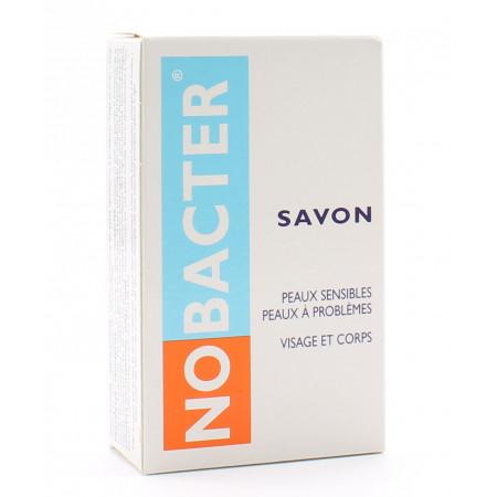 Nobacter Savon Visage et Corps 100g - Univers Pharmacie