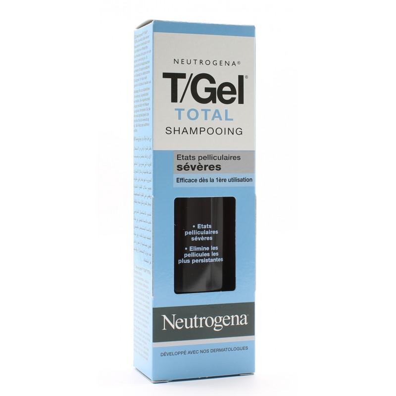 Neutrogena T/Gel Total Shampooing 125ml - Univers Pharmacie