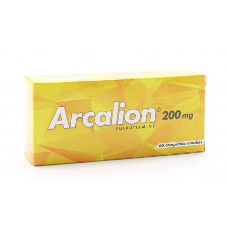 Arcalion 200mg 60 comprimés - Univers Pharmacie