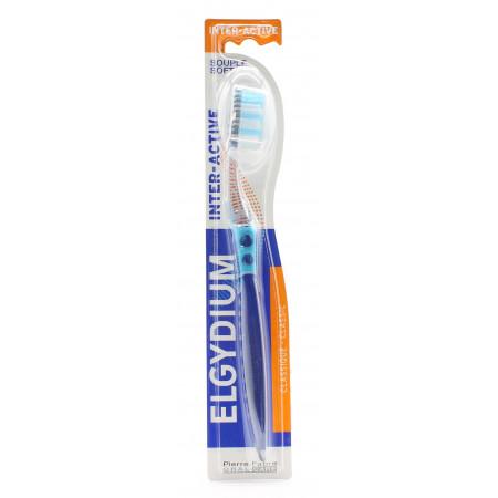 Elgydium Brosse à Dents Inter-Active Souple - Univers Pharmacie