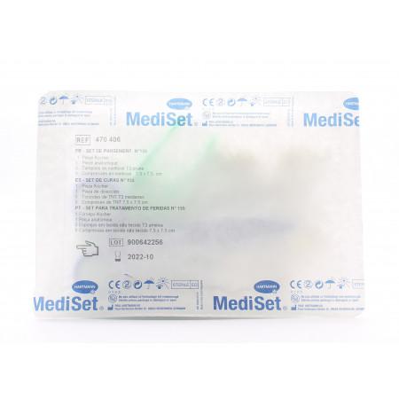 Mediset Set de Pansement N°155 - Univers Pharmacie