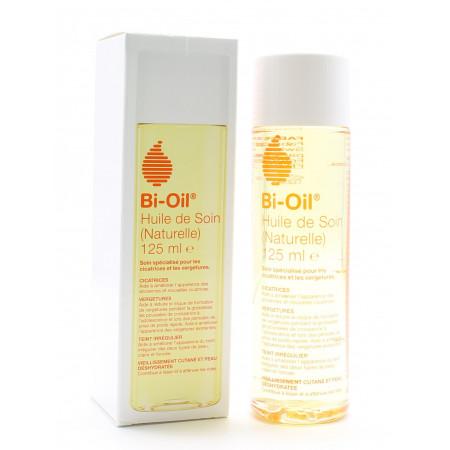 Bi-Oil Huile de Soin (Naturelle) 125ml - Univers Pharmacie