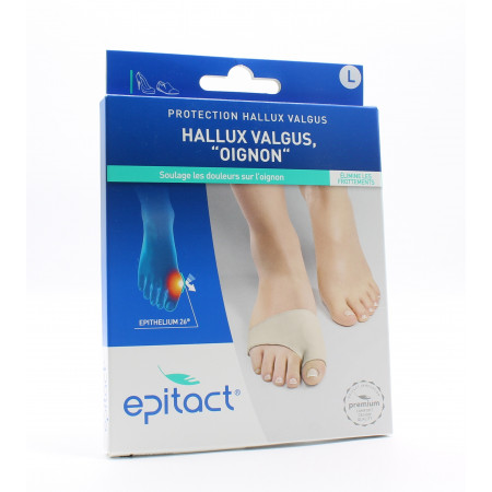 Epitact Protection Hallux Valgus Taille L - Univers Pharmacie