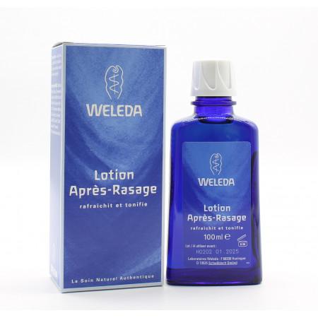 Weleda Homme Lotion Après-rasage 100ml - Univers Pharmacie