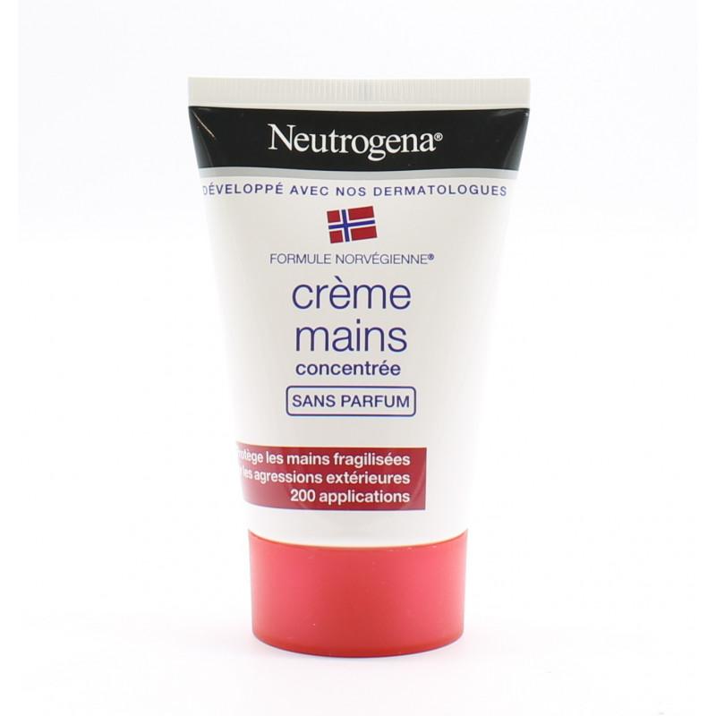 Neutrogena Crème Mains Apaisante Sans Parfum 50ml - Univers Pharmacie