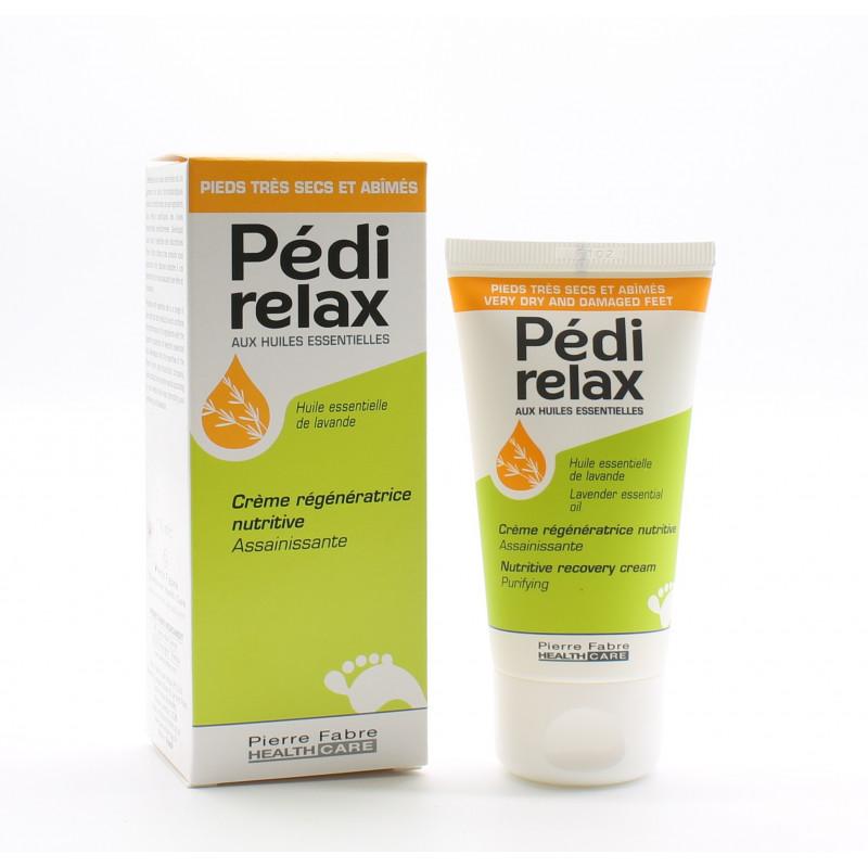Pédirelax Crème Régénératrice Nutritive 50ml - Univers Pharmacie