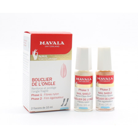 Mavala Bouclier de l'Ongle 2X10ml - Univers Pharmacie