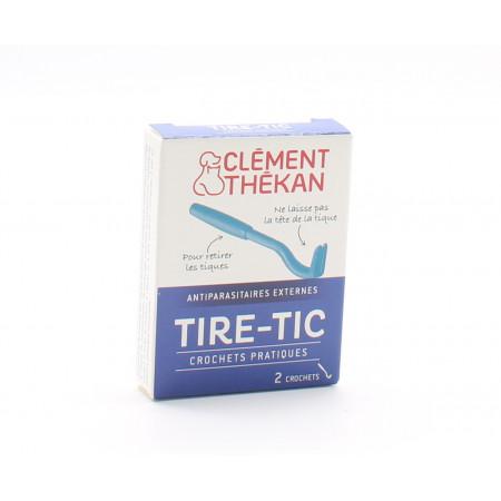 Clément Thékan Tire-Tic Crochets X2 - Univers Pharmacie