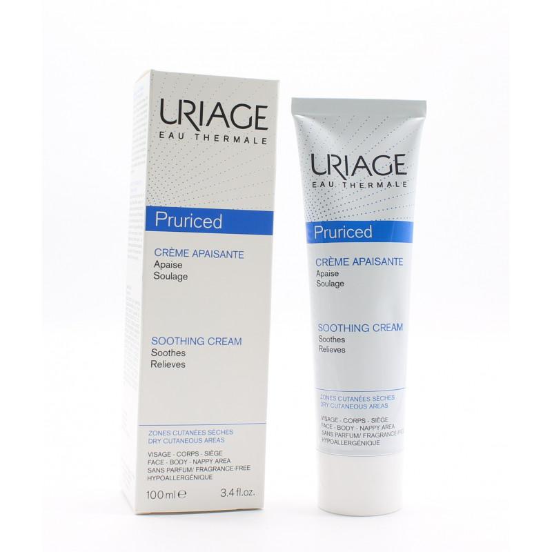 Uriage Pruriced Crème Apaisante 100ml - Univers Pharmacie
