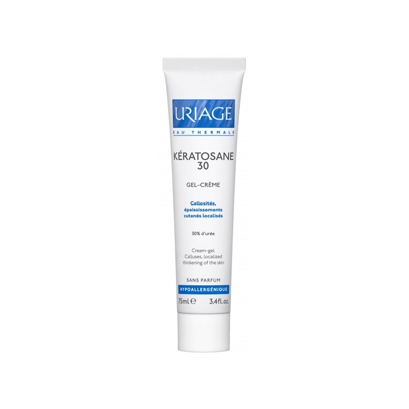 KERATOSANE 30 GEL-CREME TUBE 75ML