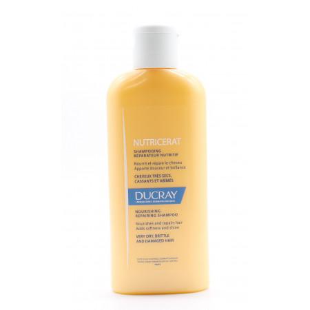 Ducray Nutricerat Shampooing Nutritif 200ml