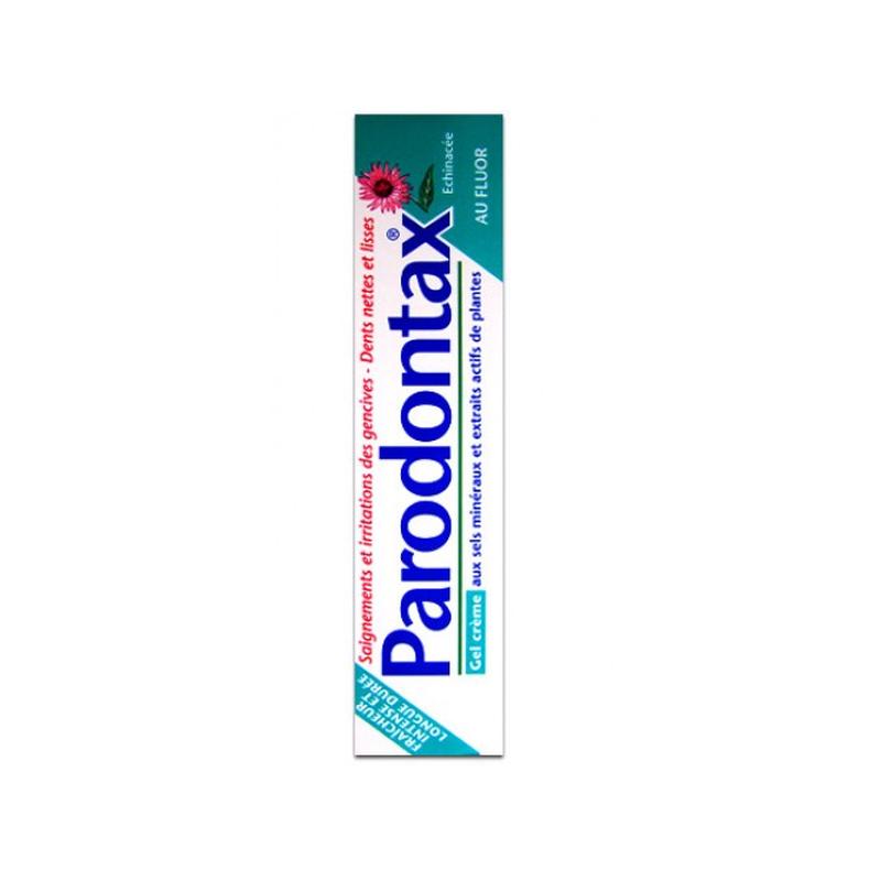 Dentifrice Gel Fluor Parodontax 75 ml