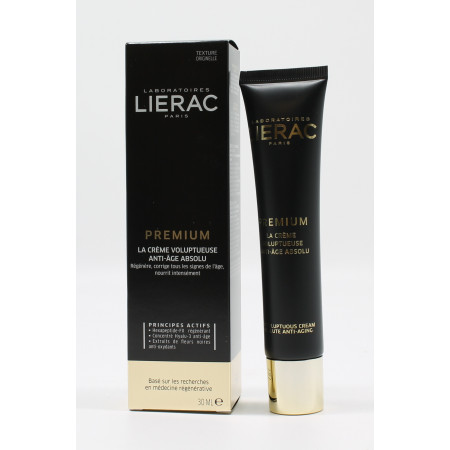 Lierac Premium La Crème Voluptueuse Anti-âge Absolu 30ml - Univers Pharmacie