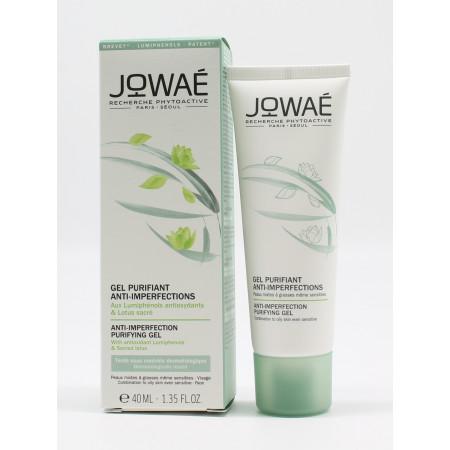 Jowaé Gel Purifiant Anti-imperfections 40ml - Univers Pharmacie