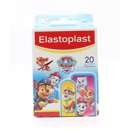 Elastoplast Pat'Patrouille 20 pansements - Univers Pharmacie