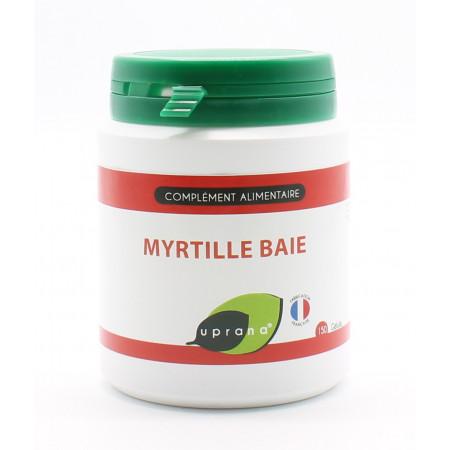 Uprana Myrtilles Baie 150 gélules - Univers Pharmacie
