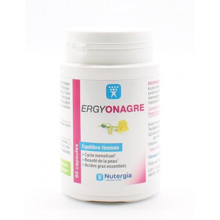 Nutergia ErgyOnagre 60 capsules - Univers Pharmacie