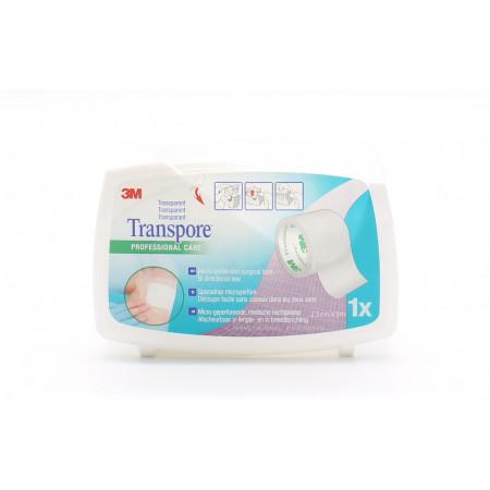 3M Transpore Sparadrap Microperforé 2,5 X 5cm - Univers Pharmacie
