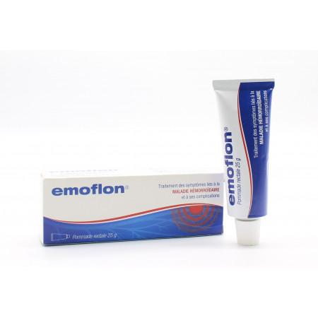 Emoflon Pommade Rectale 10g - Univers Pharmacie