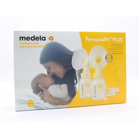 Medela PersonalFit Plus Set Double pour Tire-lait 24mm - Univers Pharmacie