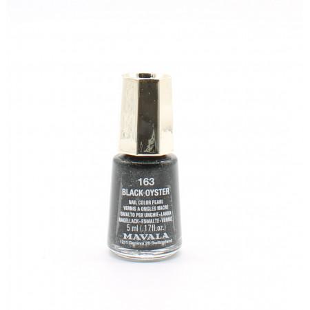 Mavala 163 Black Oyster Vernis 5ml - Univers Pharmacie