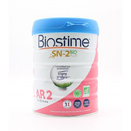 Biostime SN-2 Bio Plus AR2 800g - Univers Pharmacie