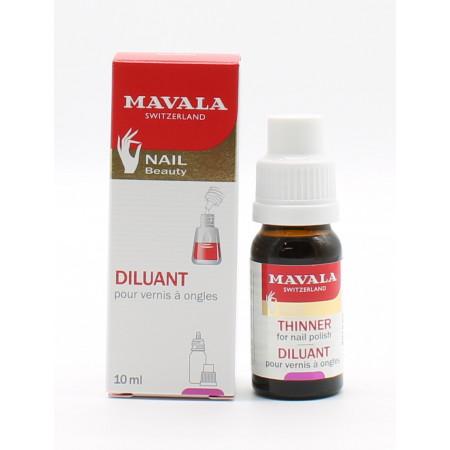 Mavala Diluant pour Vernis à Ongles 10ml - Univers Pharmacie