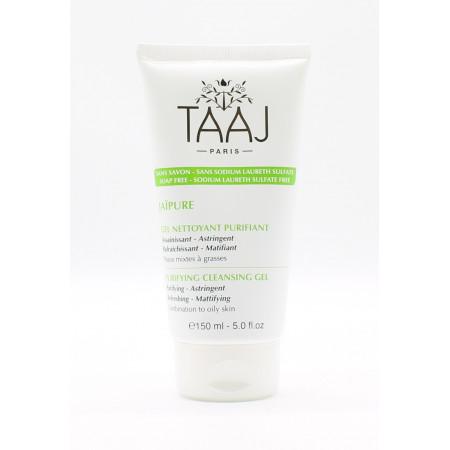 Taaj Jaïpure Gel Nettoyant Purifiant 150ml - Univers Pharmacie
