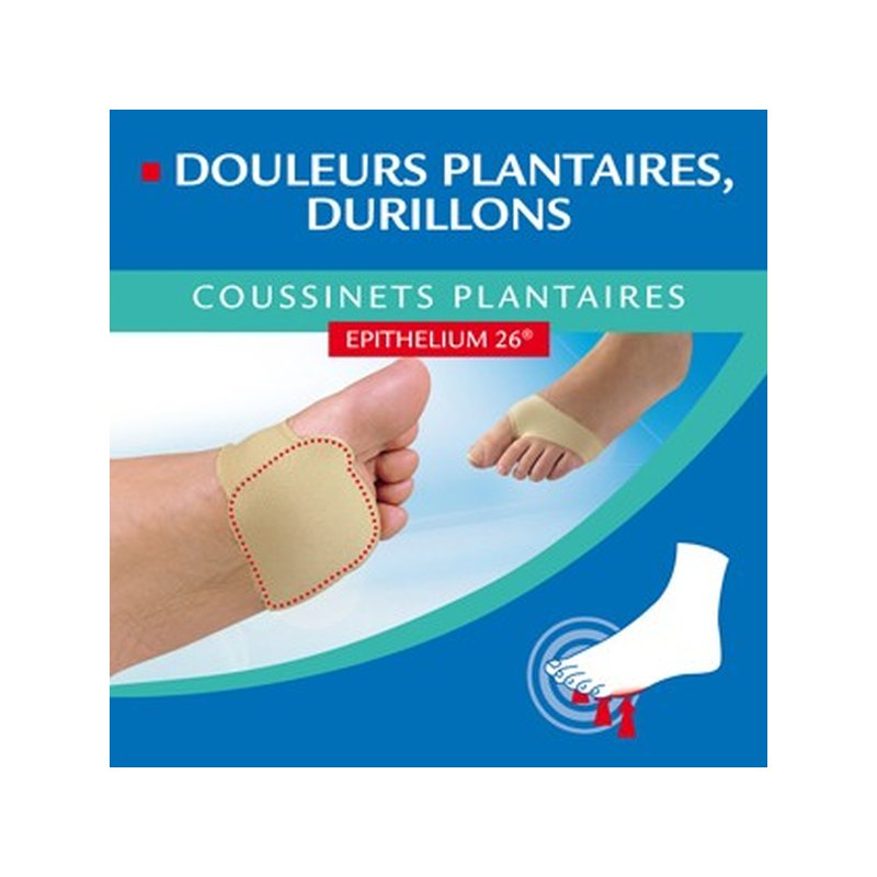 COUSSINET PLANTAIRE EPITACT T39-41 2