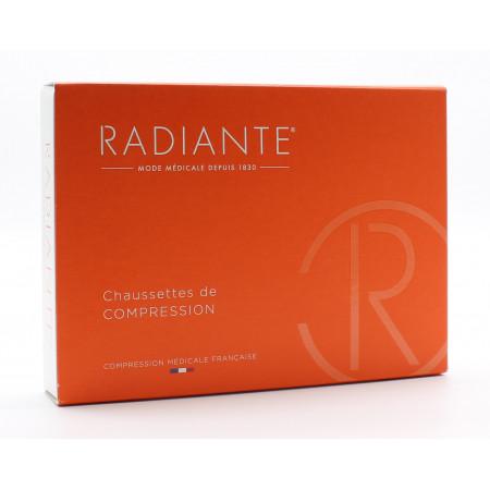 Radiante Chaussettes de Compression Voilisim Terracotta Taille 3M - Univers Pharmacie