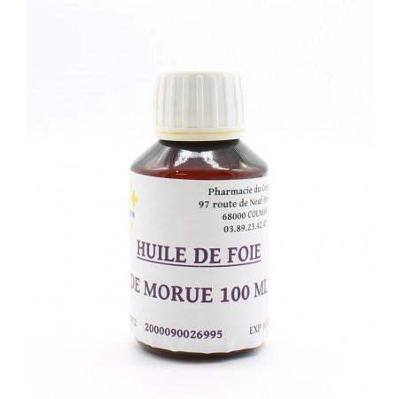 Univers Pharmacie Huile de Foie de Morue 100ml - Univers Pharmacie