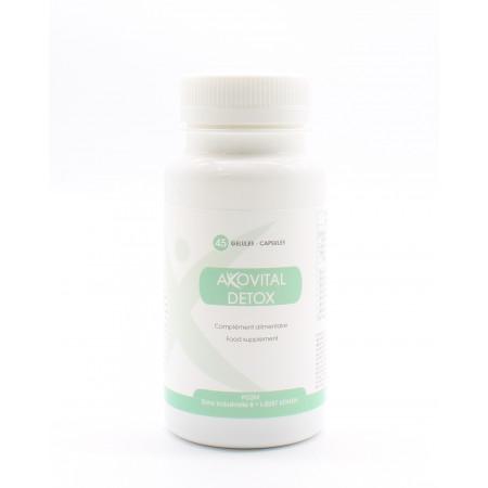 Axovital Detox 45 gélules - Univers Pharmacie