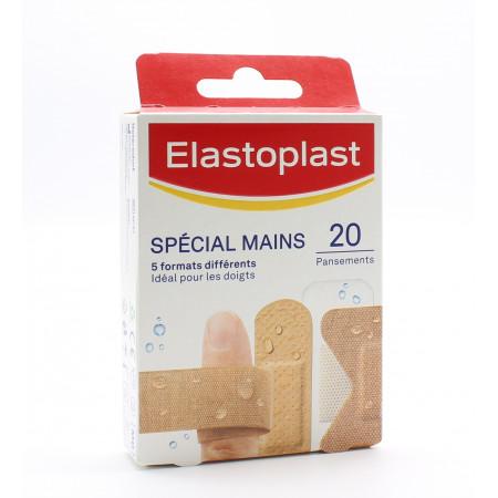 Elastoplast Spécial Mains 20 pansements - Univers Pharmacie