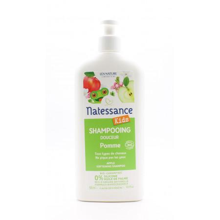 Natessance Kids Shampooing Douceur Pomme 500ml - Univers Pharmacie