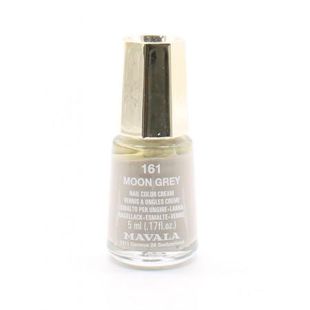 Mavala 161 Moon Grey Vernis à Ongles 5ml - Univers Pharmacie