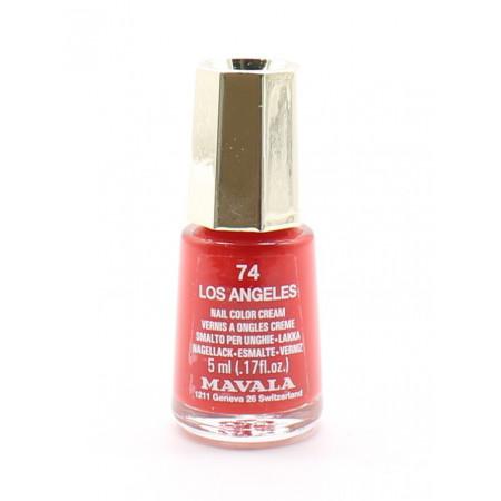 Mavala 74 Los Angeles Vernis à Ongles 5ml - Univers Pharmacie