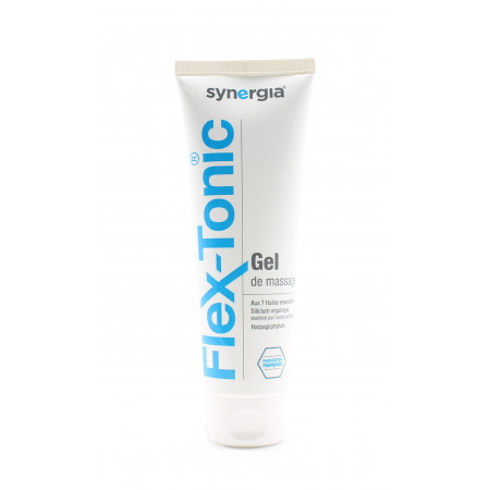 Synergia Flex-Tonic Gel de Massage 120ml