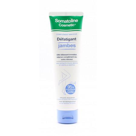 Somatoline Cosmetic Défatigant Jambes 100ml - Univers Pharmacie
