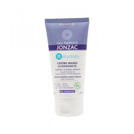 Jonzac Rehydrate Crème Mains Hydratante 50ml - Univers Pharmacie
