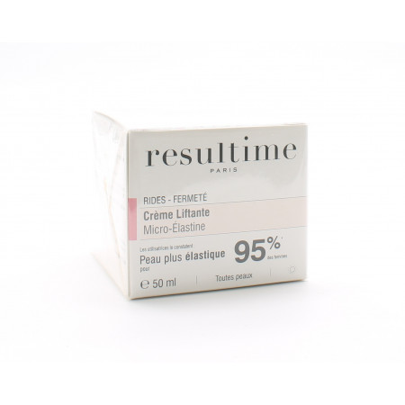 Resultime Crème Liftante Micro-Elastine 50ml