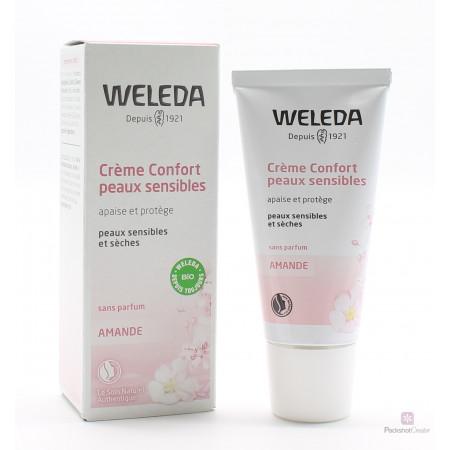 Weleda Amande Crème Confort 30ml - Univers Pharmacie