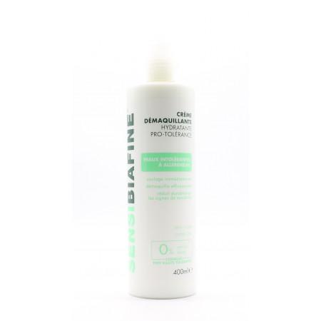 SensiBiafine Crème Démaquillante Hydratante Pro-tolérance 400ml - Univers Pharmacie