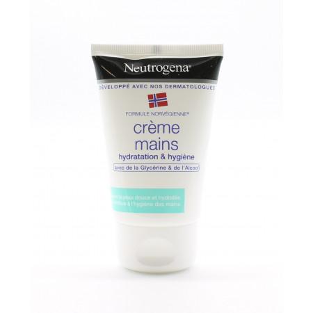 Neutrogena Crème Mains Hydratation & Hygiène 50ml - Univers Pharmacie