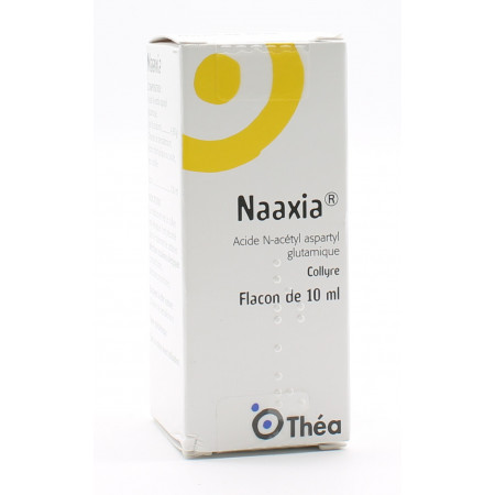 Naaxia Collyre 10ml - Univers Pharmacie