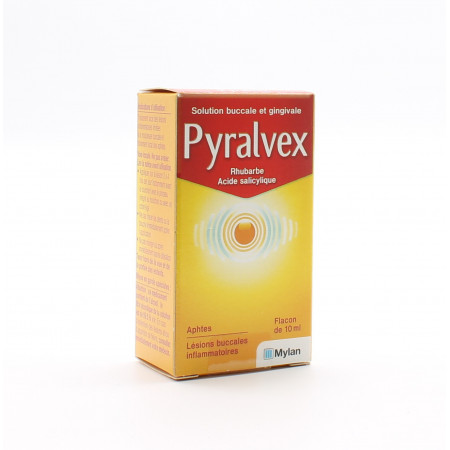 Pyralvex 10ml - Univers Pharmacie