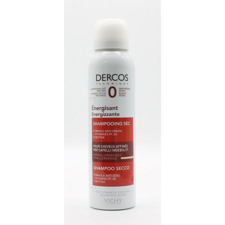 Dercos Energisant Shampooing Sec 150ml