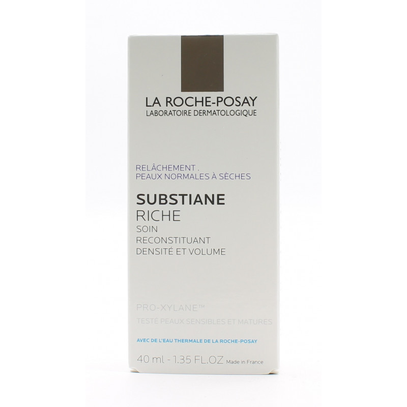 La Roche-Posay Substiane Soin Reconstituant Peaux Normales 40ml - Univers Pharmacie