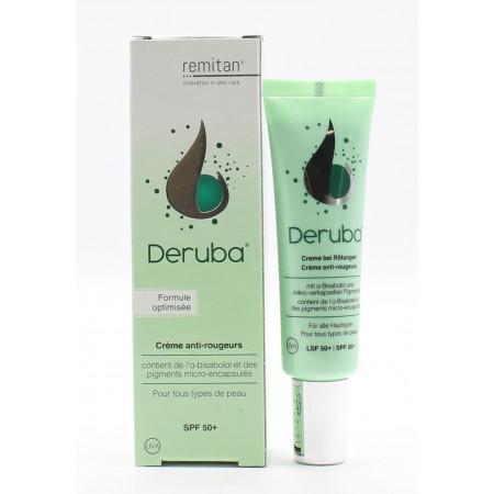 Deruba Crème Anti-Rougeurs SPF50+ 30ml - Univers Pharmacie