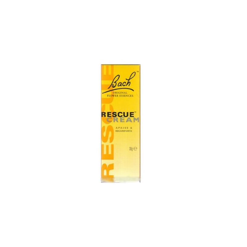 Rescue Crème Fleurs de Bach 30 ml